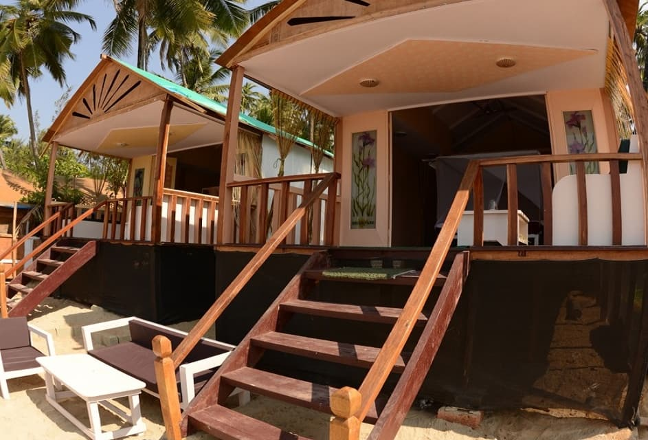Green Park Beach Hut Resort, Palolem, Green Park Beach Hut Resort