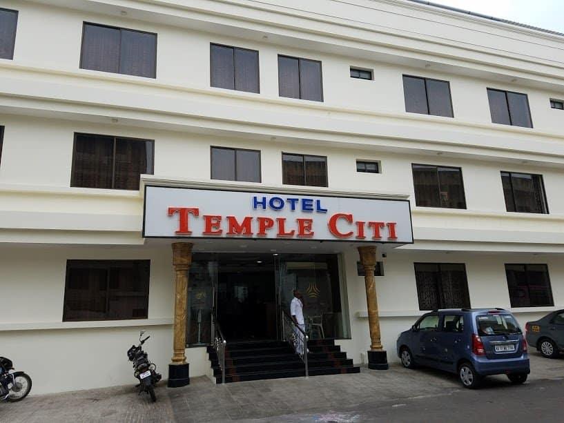 Hotel Temple Citi, none, Hotel Temple Citi