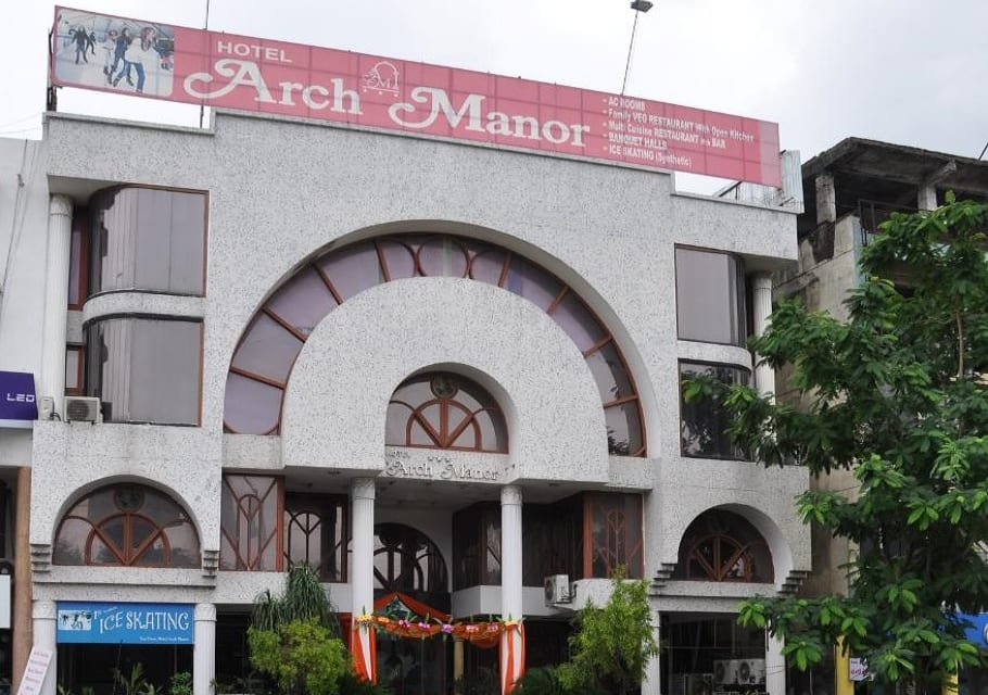 Hotel Arch Manor, MP Nagar, Hotel Arch Manor