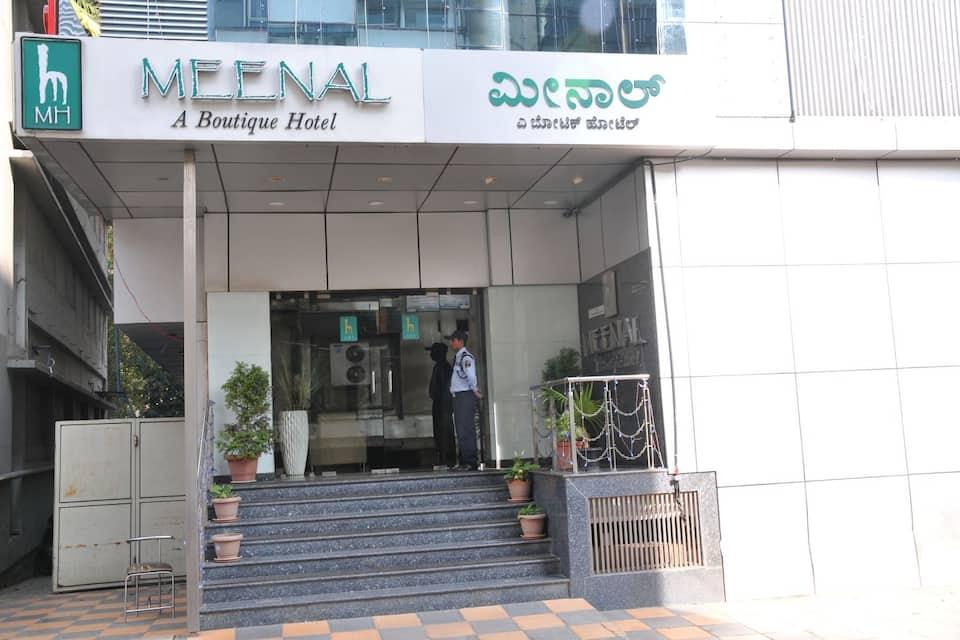 Meenal Hotel, Residency Road, Meenal Hotel