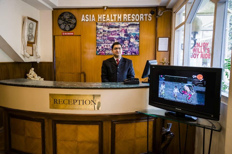 Asia Health Resorts & Spa, Dal Lake, Asia Health Resorts  Spa