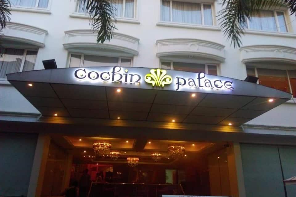 Cochin Palace, Kadavanthara, Cochin Palace