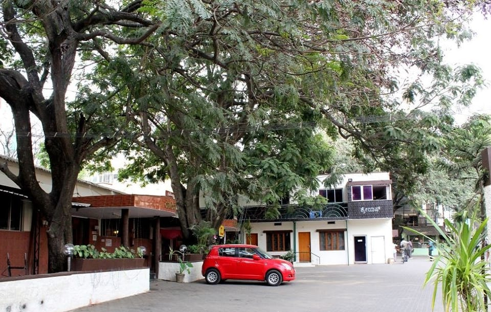 Hotel Ajantha, Residency Road, Hotel Ajantha