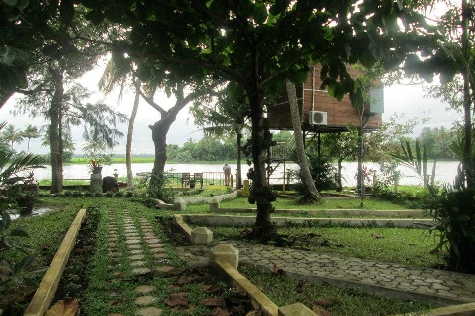 Lake Haven Island Resort, Chempumpuram, Lake Haven Island Resort