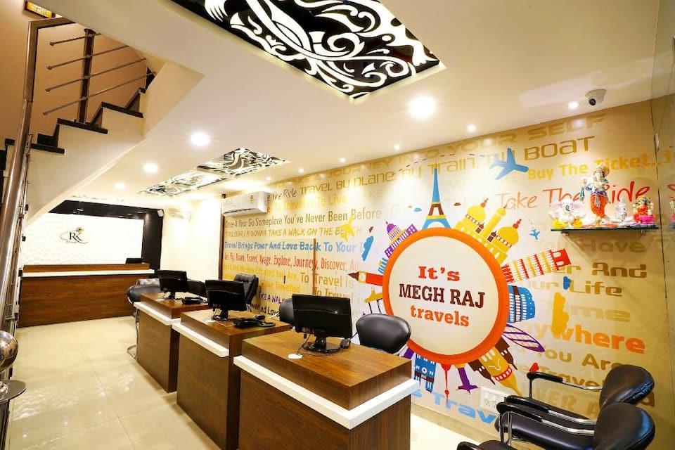 Hotel RK Grande, Near Railway Station, Hotel RK Grande