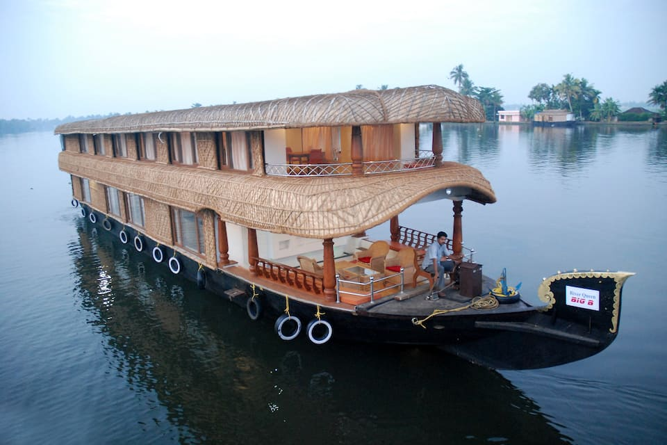 Big B Houseboats, Finishing point, Big B Houseboats