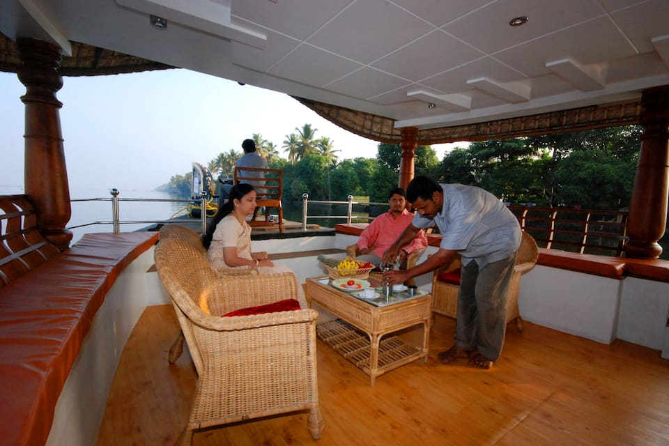 Classic Cruise, Finishing point, Big B Houseboats