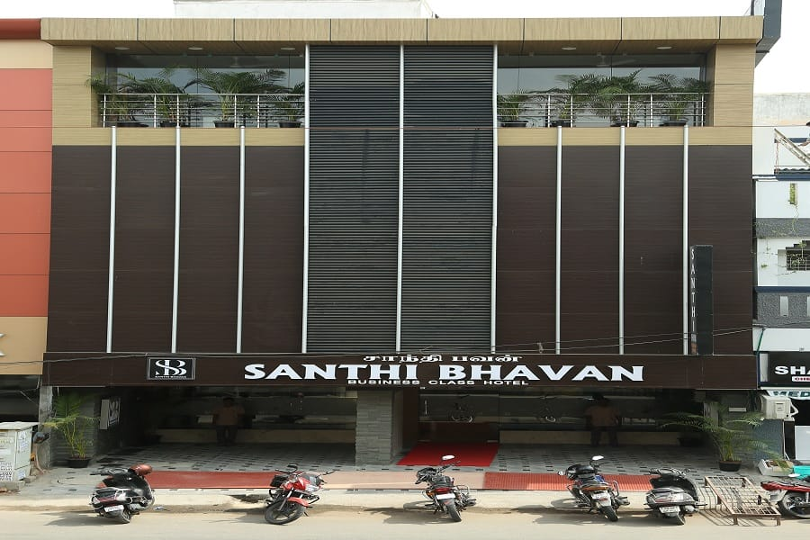Santhi Bhavan, Park Town, Santhi Bhavan