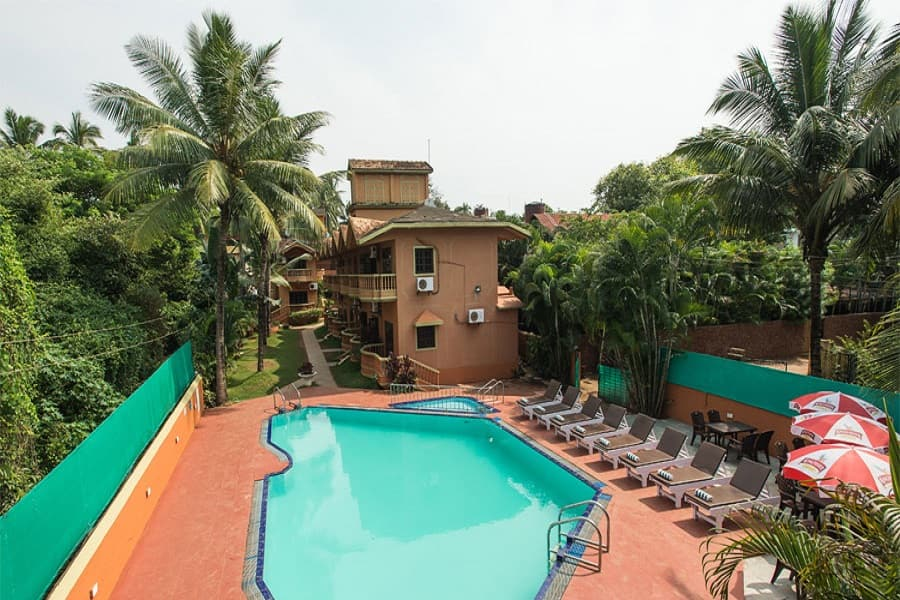 Ruffles Beach Resort - Candolim, Candolim, Ruffles Beach Resort - Candolim