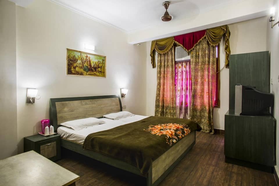 Executive Double Bed Room Only