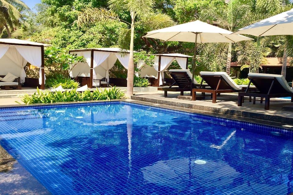 SinQ Beach Resort, Calangute, SinQ Beach Resort