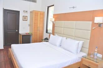 Deluxe Double Room with All Meals
