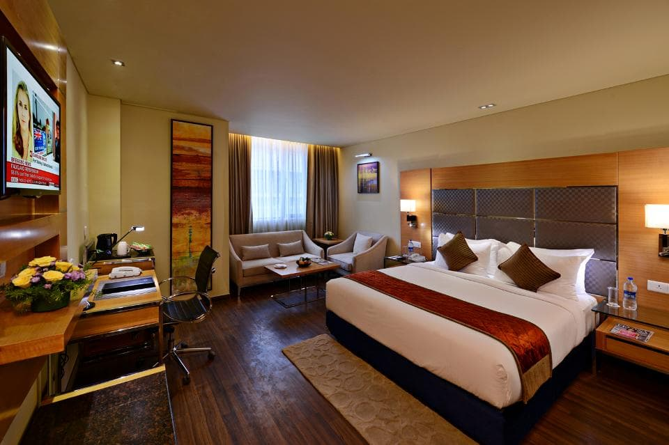 Junior Suite Double Room With Breakfast Lunch Or Dinner