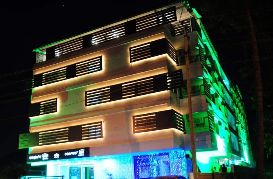 Comfort Inn Vyshak, Near Mysore Palace, Comfort Inn Vyshak