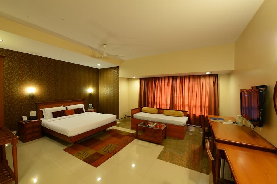 Deluxe Room (Single Occupancy)