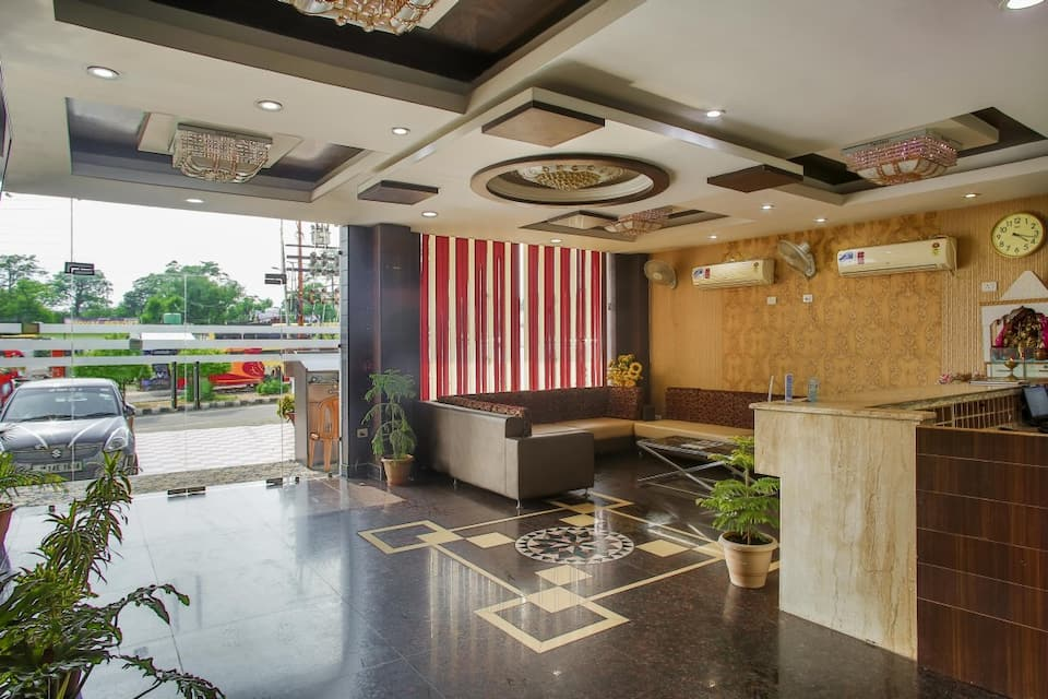 Hotel Maa Gayatri India, Railway Road, Hotel Maa Gayatri India