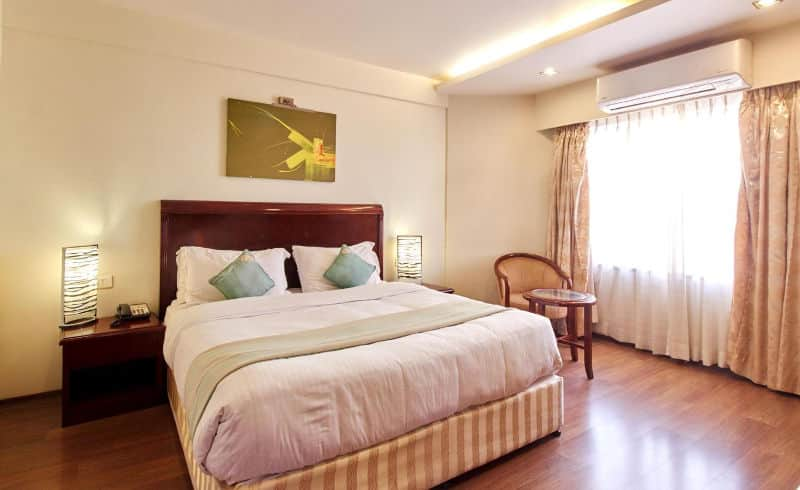 Deluxe Double Room-Room Only