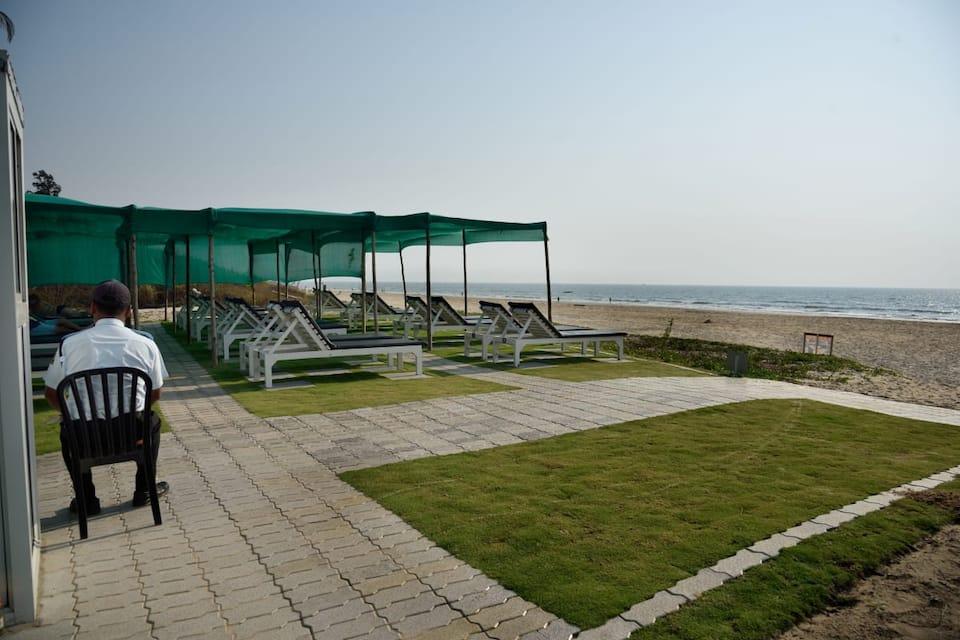 Majestic Beach Comforts, Varca, Majestic Beach Comforts