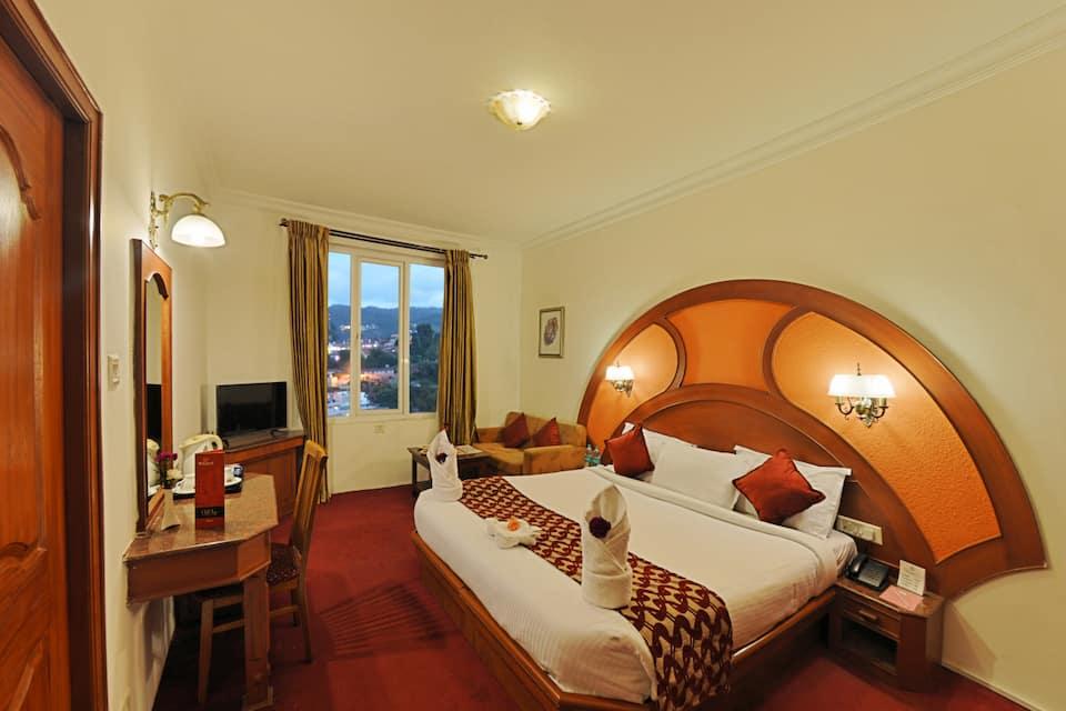 Luxury Room Breakfast and Wi-Fi