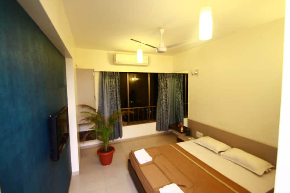 Triple Bed Non AC Room