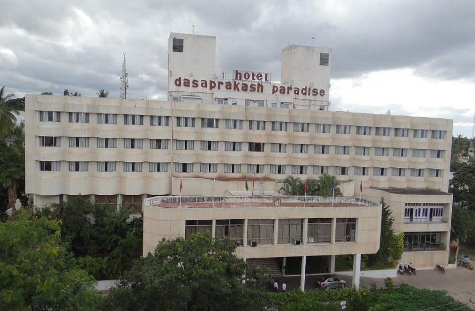 Hotel Paradise, Yadavagiri, Hotel Paradise