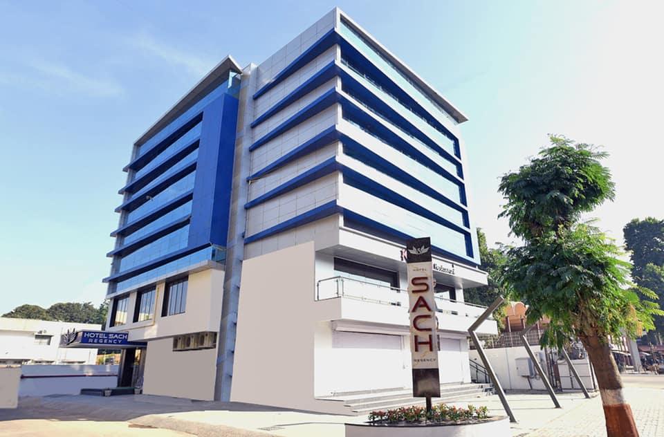 Hotel Sach Regency, Amul Dairy Road, Hotel Sach Regency