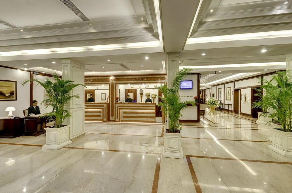 Hotel Hindusthan International, Minto Park, Hotel Hindusthan International