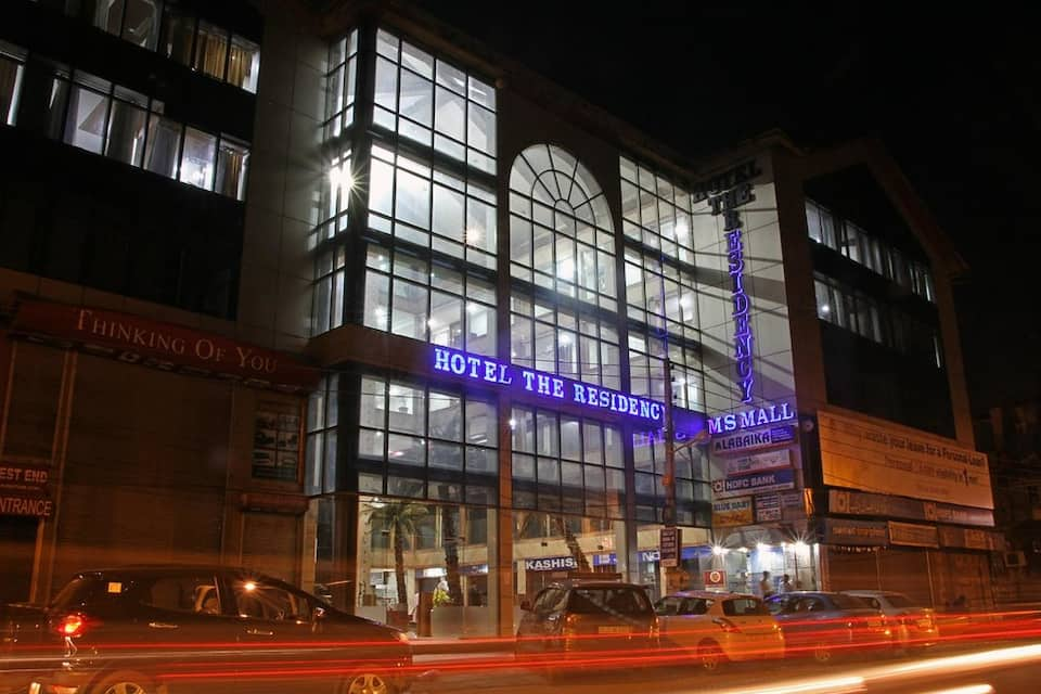The Residency Hotel, Lal Chowk, The Residency Hotel