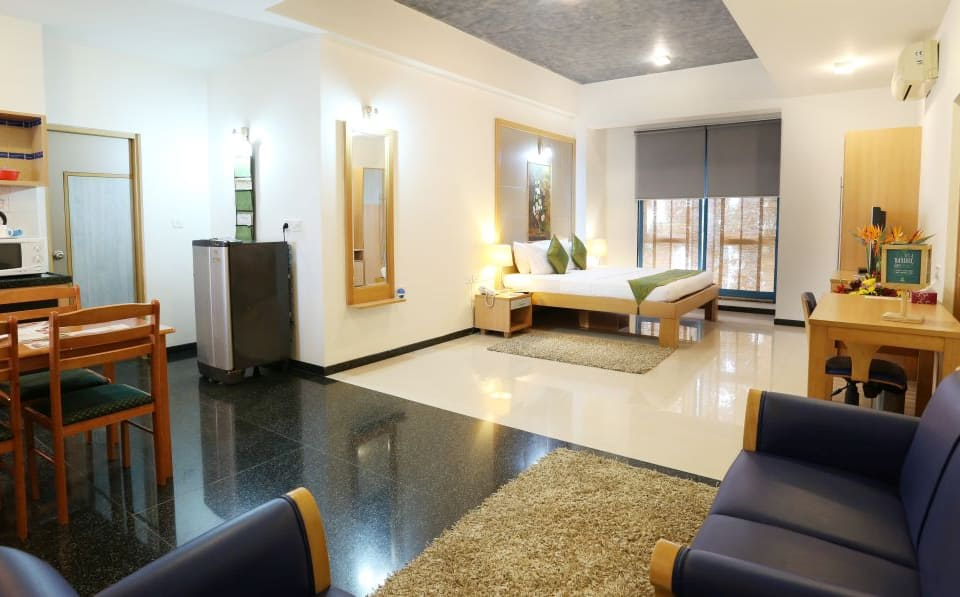 ISIS Suites Koramangala, Koramangala, Treebo Edha Suites