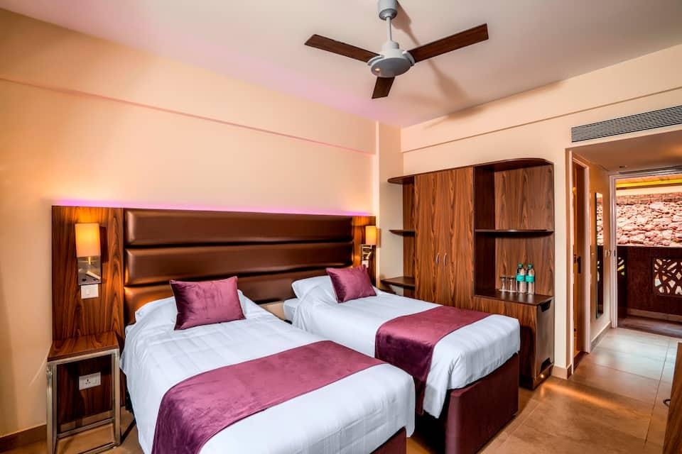 Premier Inn Goa Anjuna, Anjuna, Caspia Hotel Goa Anjuna