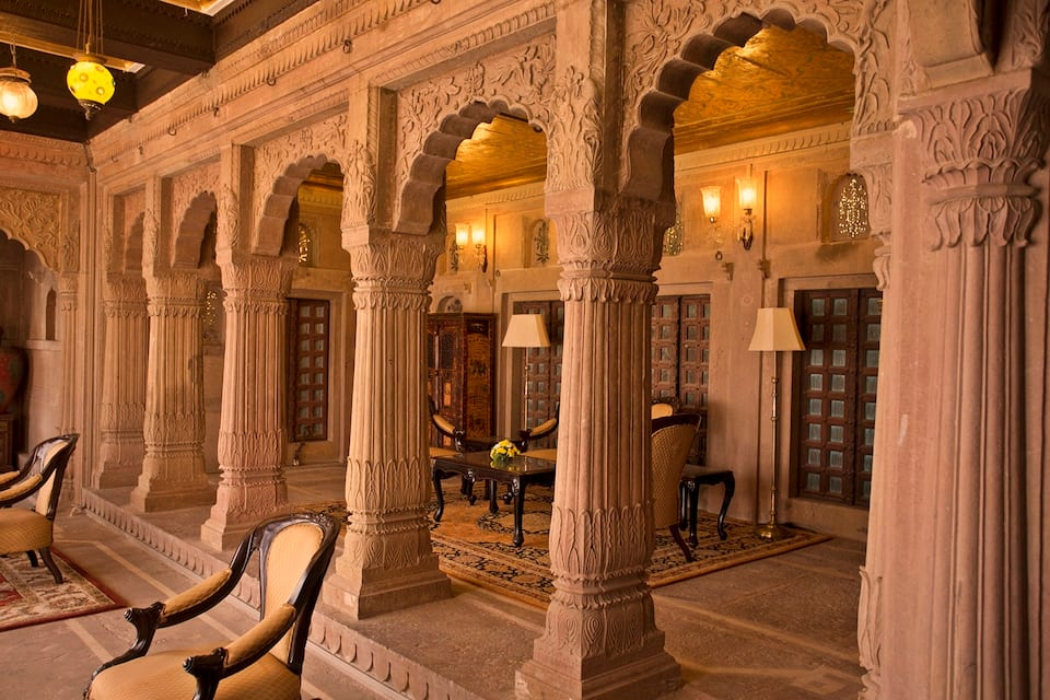 BrijRama Palace - A Heritage Hotel, Munshi Ghat, BrijRama Palace - A Heritage Hotel