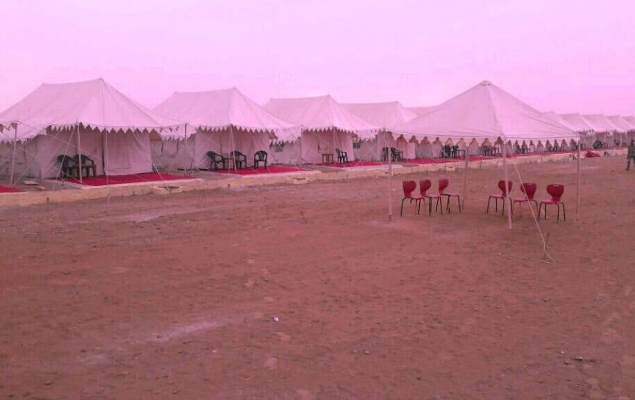 Desert Safari Planners Campsite, Gandhi Chowk, Desert Safari Planners Campsite
