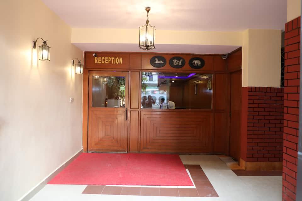 Hotel Telehaus International, K.H.Road, Hotel Telehaus International