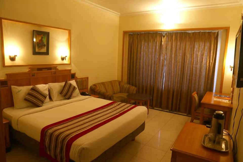 Executive Single Room - Without Breakfast