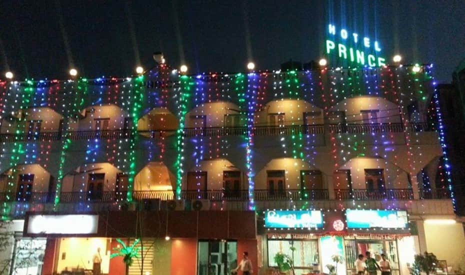 Hotel Prince, Fort Road, Hotel Prince
