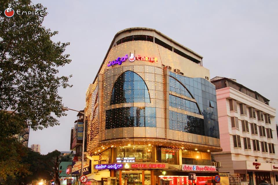 Hotel Empire International (Church Street), Church Road, Hotel Empire International (Church Street)