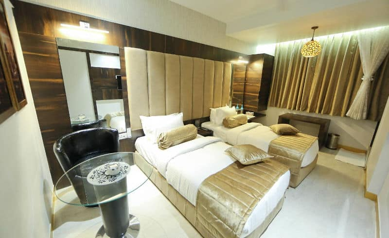 Executive Deluxe Double - Room Only