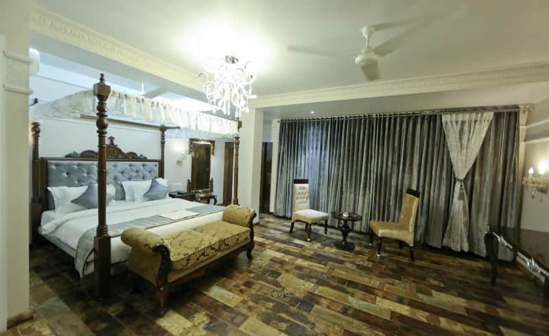 Presidential Suite Double