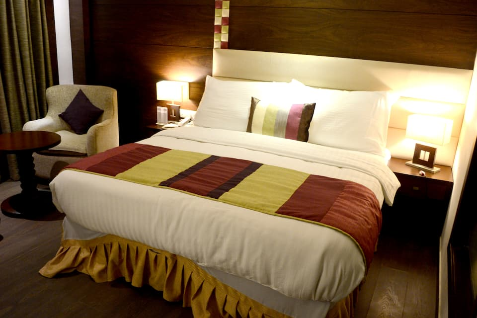 Executive Double Room - Breakfast and Dinner
