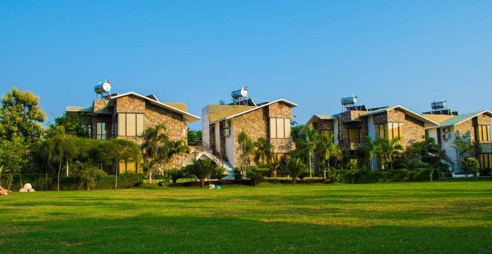 The Roar Resort by Parfait, Ramnagar, The Roar Resort