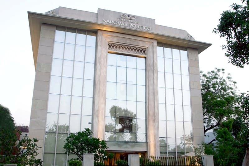 The Muse Sarovar Portico - A Sarovar Hotel, Greater Kailash, The Muse Sarovar Portico Nehru Place - A Sarovar Hotel