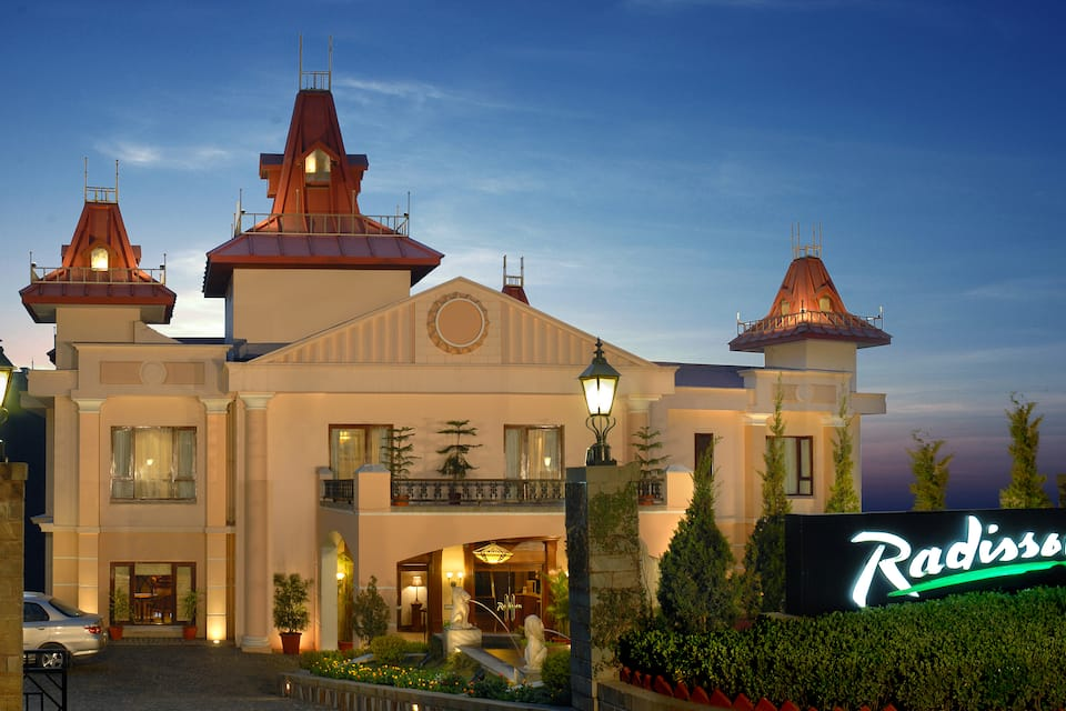 Radisson Hotel Shimla, none, Radisson Hotel Shimla