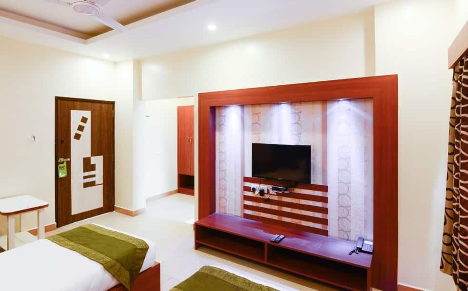 Sekaran Xpresso Service Apartment, Perungudi, Treebo Sekaran