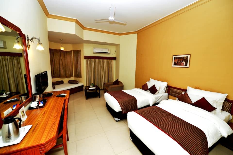 Premier Double Room with Breakfast