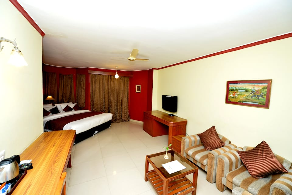 Premier Double Room Only