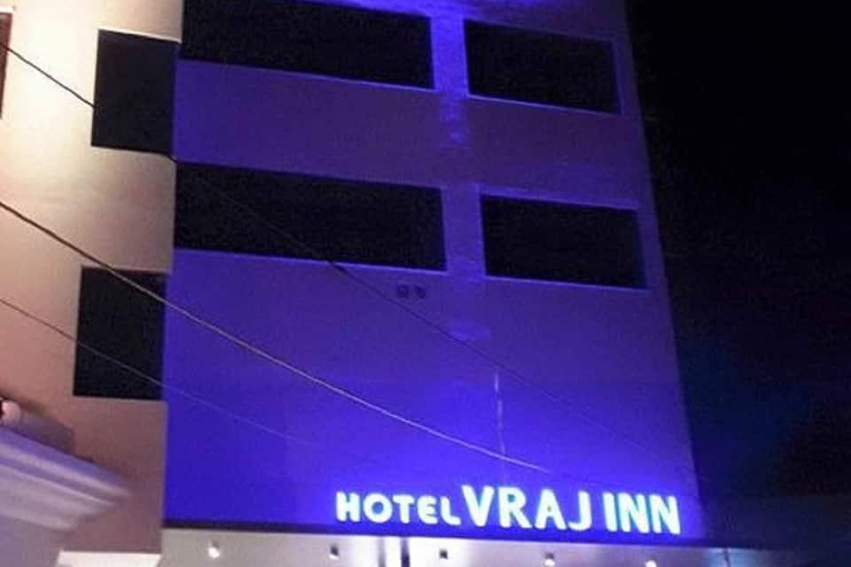 Hotel Vraj Inn, Teen Batti, Hotel Vraj Inn
