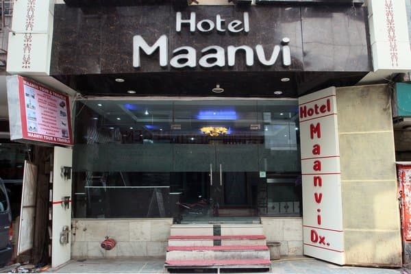 Hotel Maanvi, Paharganj, Hotel Maanvi