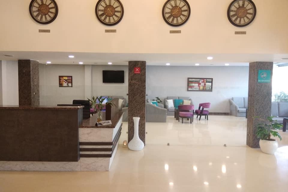 Airport Hotel Park Blue, Kapashera, UrbanCourtyardbyLaurentBenon