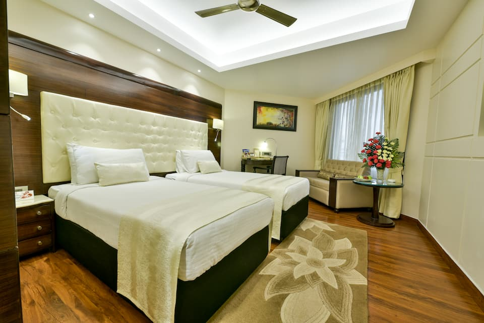Hotel K C Residency, Residency Road, Hotel K C Residency