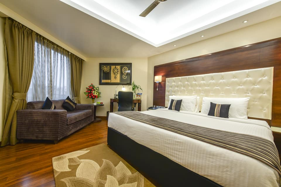 Deluxe King Bed Double With Breakfast